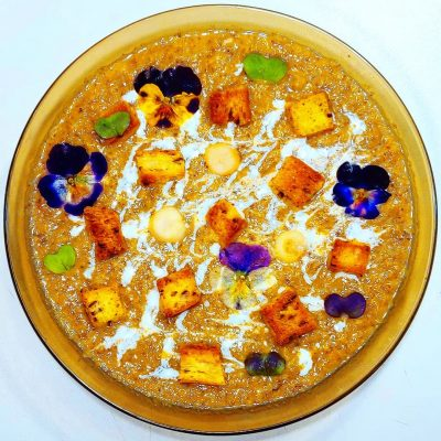 supa crema de ciuperci fara gluten de post vegana