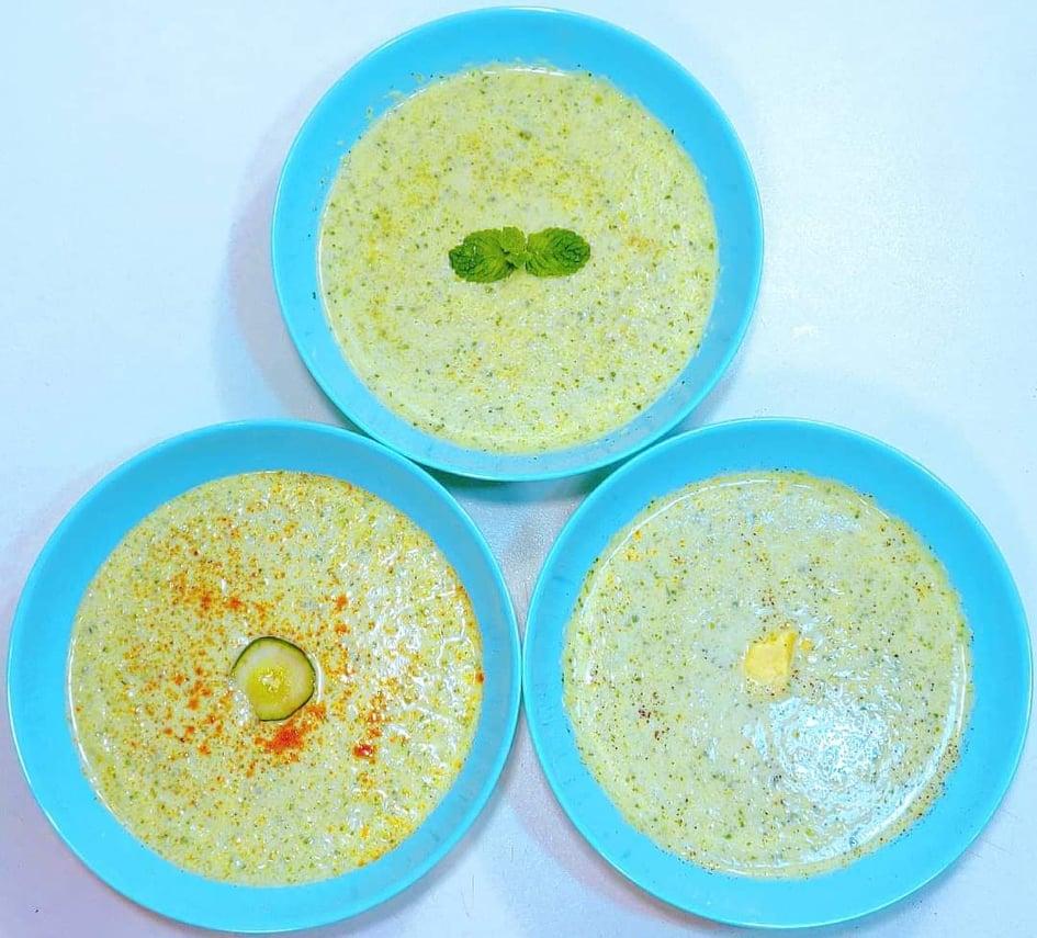 Supă cu avocado