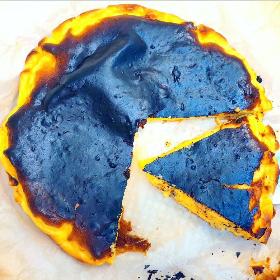 Cheesecake ars